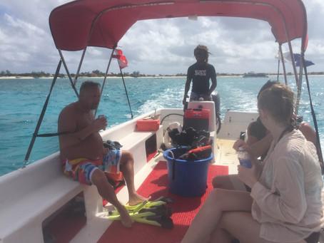 Grand Turk – Exploring the Sea