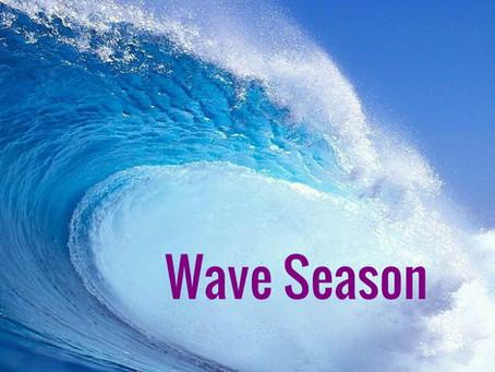 National Plan a Vacation Day + Wave Season = Perfect Timing!