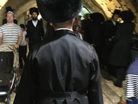 Status Quo – Forever – in Jerusalem?