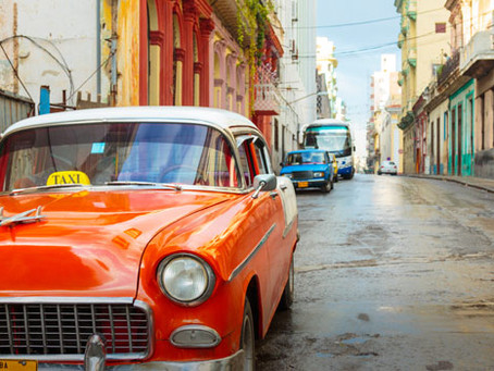 Travel Like an Architect™ was selected to Cruise to Cuba!
