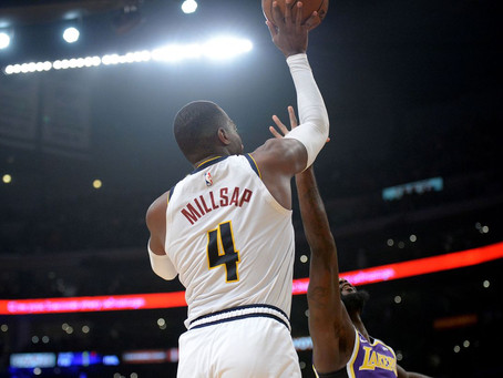 "Denver Nuggets and Paul Millsap: ""The Show Goes ON"""