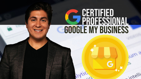 Why should you work with a Google My Business Certified Agency?