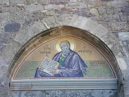 Revelation in Patmos! – Travel Like an Architect™