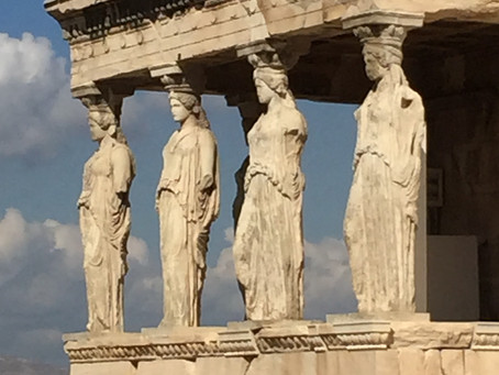 Exploring Athens Greece – Travel Like an Architect™ Mix In!