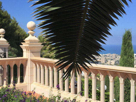 We found Peace in Israel – Travel Like an Architect™