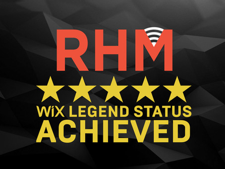 WIX Legend Partnership Status Achieved! What does that mean for RHM?