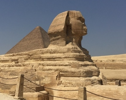 Pyramids of Giza, Sphinx & Museum of Mummies Etc.