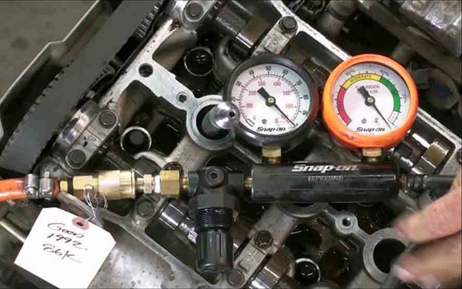 LEAK DOWN TEST: WHAT IS IT AND HOW TO DO IT