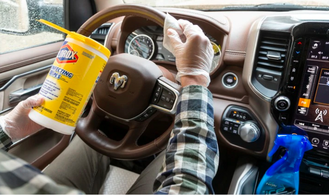 How to Reduce the Risk of the Coronavirus in Your Vehicle
