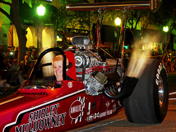 The Streets of Escondido will come to life with the Roar and Thunder of NITRO pounding nostalgia car