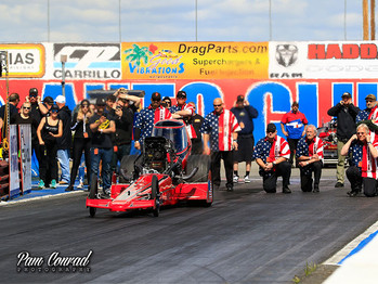 CONGRATULATIONS to Adam Sorokin and Team CHAMPION SPEED SHOP on taking the Top Fuel WIN at the 2019