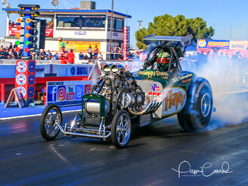 CONGRATULATIONS to Nick Davies and Team HAVOC on the 2017 26TH Annual California Hot Rod Reunion Fue