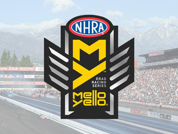 The NHRA MELLO YELLOW WORLD FINALS POMONA      November 8th - 11th 2018  Tickets on sale now!