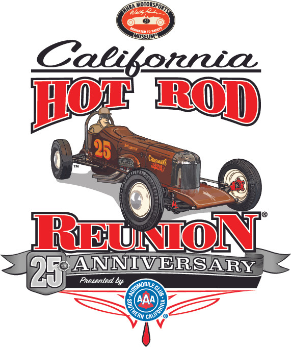 NHRA, CHRR, California Hot Rod Reunion
