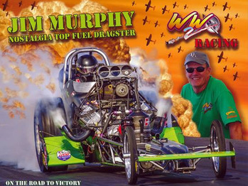 CONGRATULATIONS to Jim Murphy and TEAM WW2 Racing!