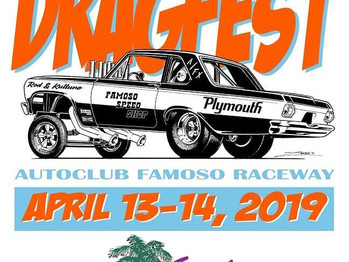 Randy Winkle is doing it again...DRAGFEST 2019...BE THERE!