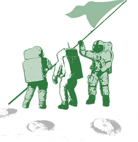 astronaut-with-a-flag-green-color.png