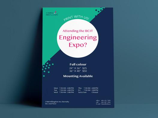 Marketing & Advertising Poster Design
