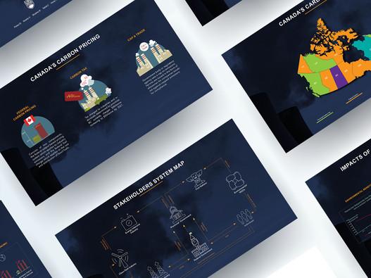 Infographic & Icon Design