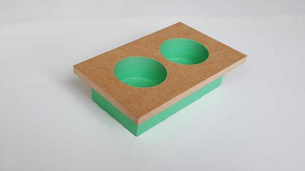 Подрозетник звукоизоляционный TichoBlock 2