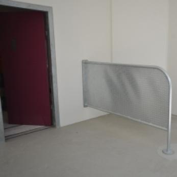 Prison Barrier
