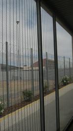 Prison Admission Fence
