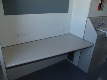 Prison Desk