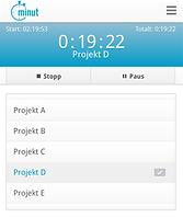 stämpelklocka app