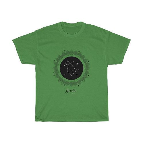 Gemini Zodiac Sign T-Shirt - Unisex