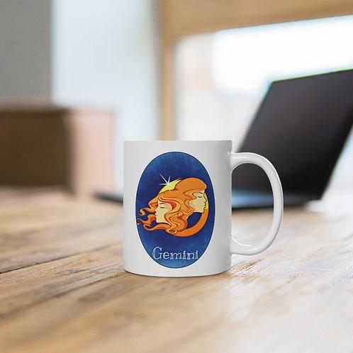 Gemini - Zodiac Sign Coffee Mug