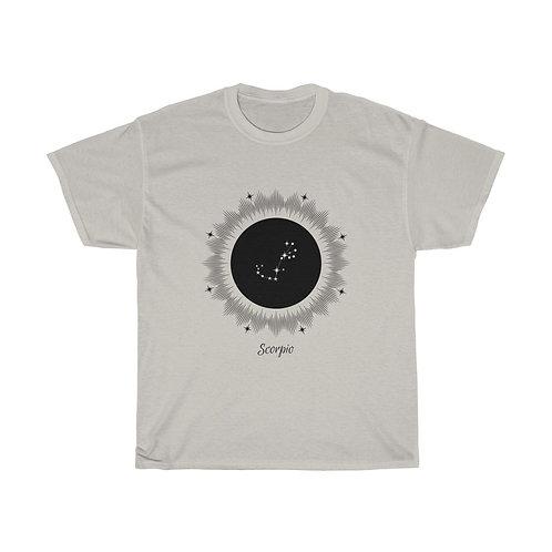 Scorpio Zodiac Sign T-Shirt - Unisex