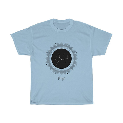 Virgo Zodiac Sign T-Shirt - Unisex
