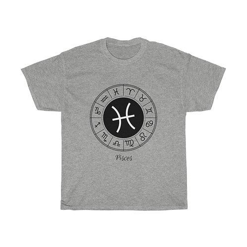 Pisces Zodiac Sign T-Shirt - Unisex