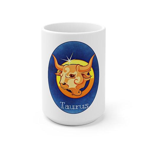 Taurus - Zodiac Sign Coffee Mug