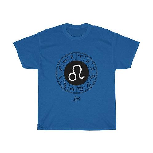 Leo Zodiac Sign T-Shirt - Unisex