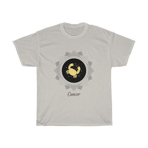 Cancer Zodiac Sign T-Shirt - Unisex