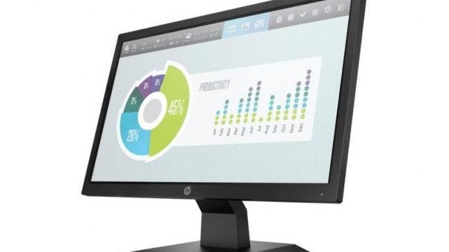 "Monitor HP P204V LED 20"""