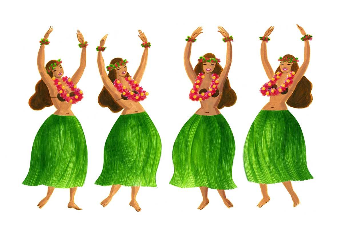 Hawaiiana Cocomasuda