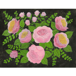 Pink Dutch Roses