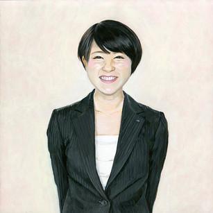 Young Itochu Employee