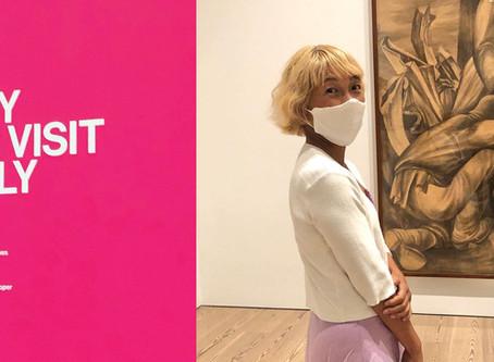 やっと再開したニューヨークの美術館のコロナ禍対応法