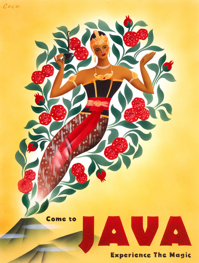 Come to Java poster