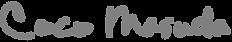 The logo of Coco Masuda