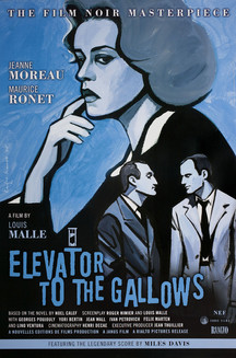 """""""Elevator to The Gallows"""""""