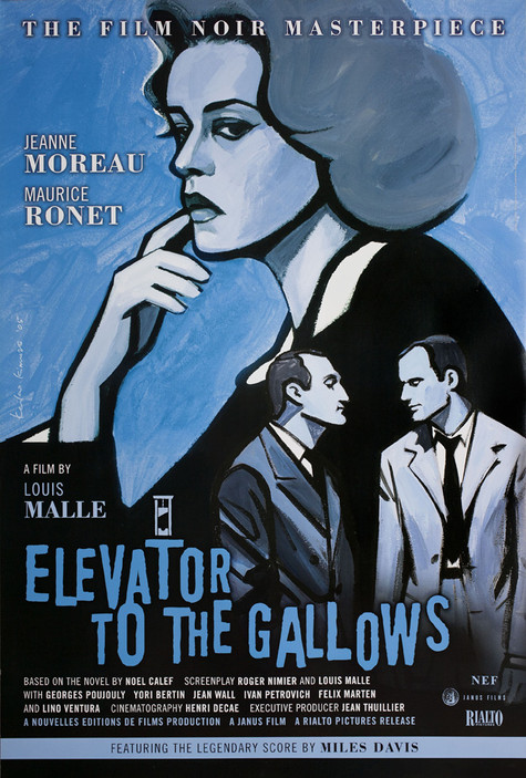 """Elevator to The Gallows"""