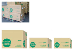 Fores Japan boxes