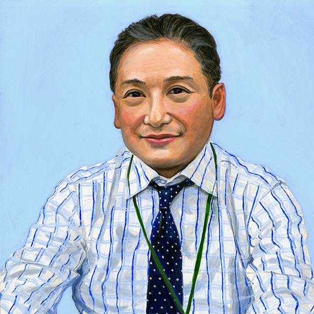 Itochu Businessman