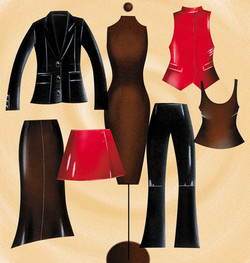 Leather Separates