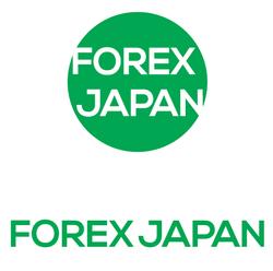 Forex Japan logo mark & logo type
