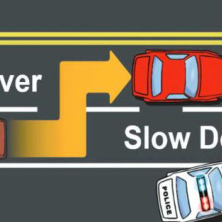 全く知らなかった交通違反をしてしまい、2点減点です。